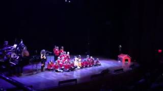 Holiday show presented by the FirstOntario Performing Arts Centre a...
