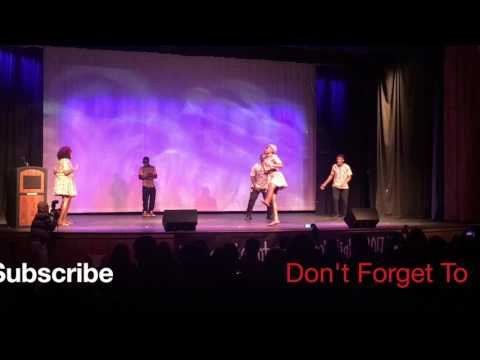 Lee High School International Night African Dance( And Someone asked someone to Prom too ayee)