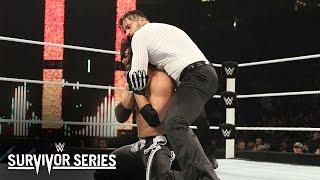 Justin Gabriel vs. Fandango: Survivor Series 2014 Kickoff