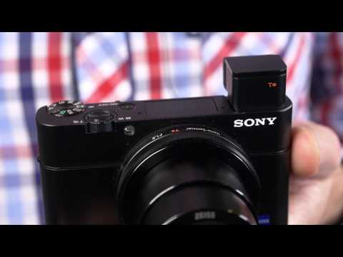 Sony Cyber-shot DSC RX100 III First Impressions video by DPReview com
