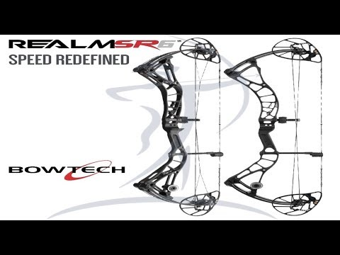 2019 BOWTECH REALM SR6 & SS | SPEED TEST AND REVIEW - VideoPlas