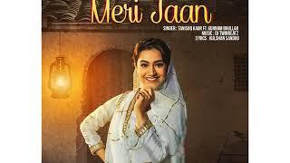 Meri Jaan Gurnam Bhullar ft Tanishq Kaur new punjabi songs 2018