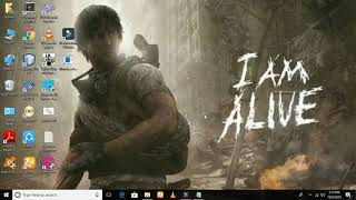 How to download I Am Alive for Pc|தமிழ்|just 2× 600 mb