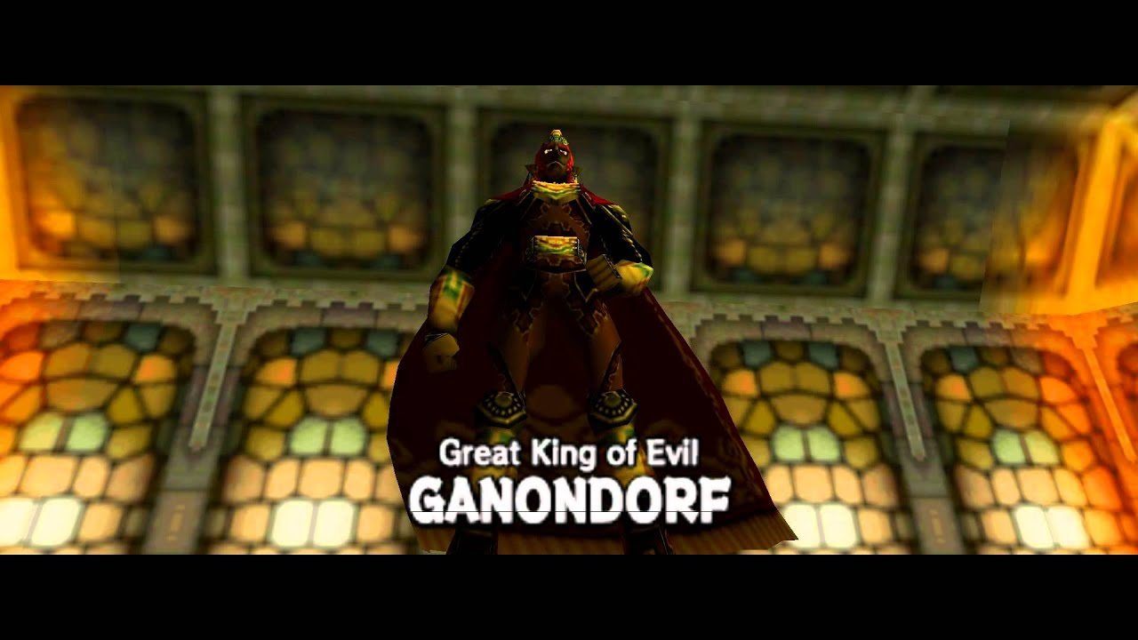legend of zelda ocarina of time boss great king of evil legend of zelda ocarina of time boss great king of evil ganondorf 1080p