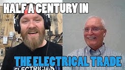 Episode 44 - Half A Century In The Electrical Trade - 50 YEARS OF EXPERIENCE