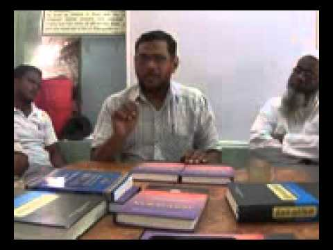 Tamil Islam Convert Rev.குருசாமி என்ற அமீருதீன் Way to Paradise Class