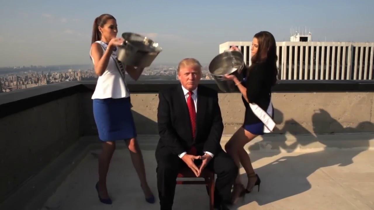 Трамп прекрасен, всегда и везде...