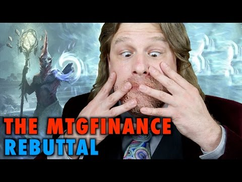 "The MTG Finance Rebuttal - James Chillcott counters ""Modern Madness!"" - Magic: The Gathering"