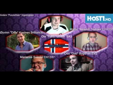 Det Lille Norske Chat Showet NCL end of season fantastica!