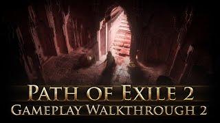Path of Exile 2 Gamęplay Walkthrough 2