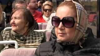 видео автобусные туры из Киева