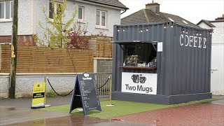 Coffee kiosks proving vital for communities during pandemic