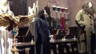 ハリーポッター スタジオツアー The Making of Harry Potter - Studio Tour London