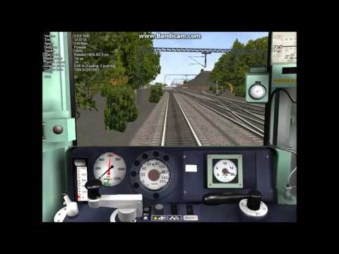 MSTS IR:SOUTH CENTRAL RAILWAY FROM VIJAYAWADA TO GUNTUR JN.