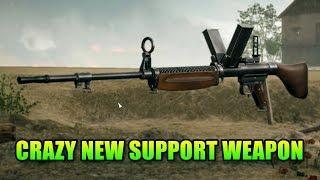 Crazy New Support Gun & Suppressed M1911 - Battlefield 1 CTE Update