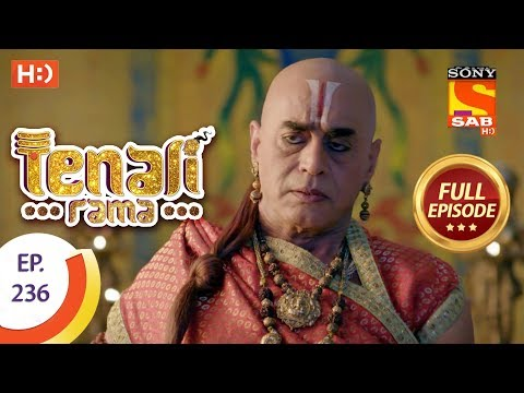 Tenali Rama - Ep 236 - Full Episode - 1st June, 2018