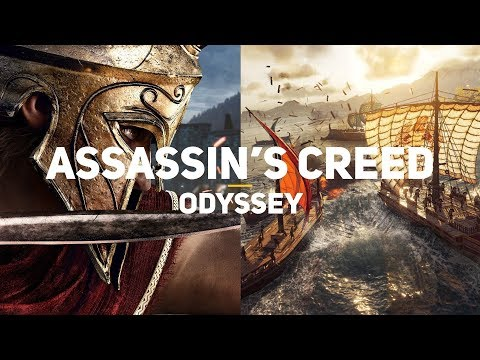 Assassin's Creed: Odyssey. Обзор