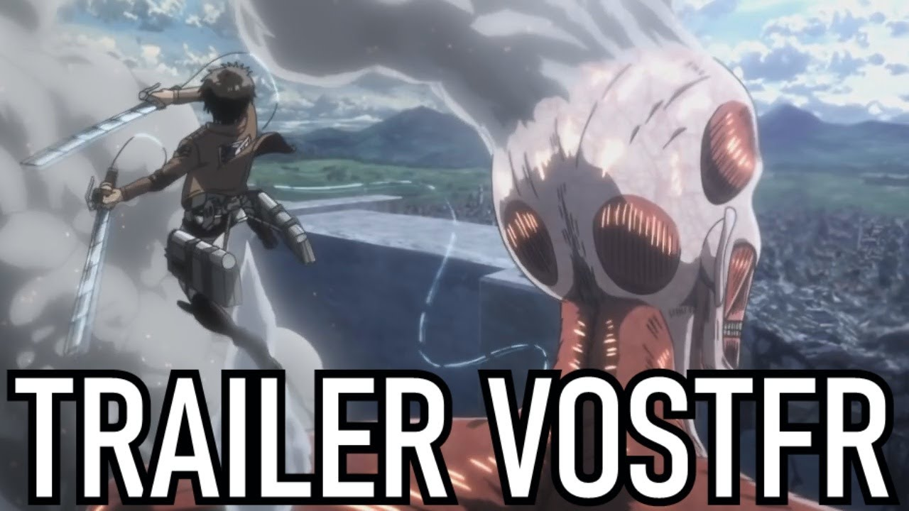 Attack On Titan : Chronicle - Trailer VOSTFR - YouTube