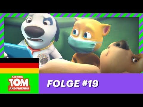 Talking Tom And Friends - Doktor Hank (Folge 19)
