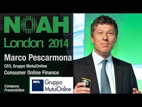 Marco Pescarmona, Gruppo MutuiOnline - NOAH14