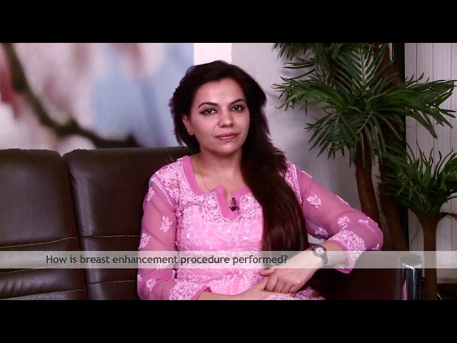 Breast Augmentation Procedure Described By Dr. Charu Sharma ( Cosmetic Surgeon )