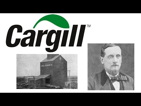 History Of Cargill; The Largest Private Company In The US