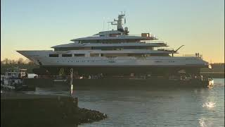 Dreamboat Oceanco Alblasserdam
