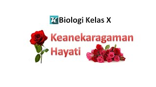 Biologi Kelas X - Keanekaragaman Hayati #1
