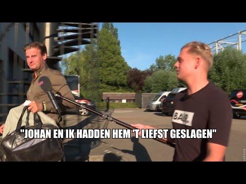 Johan en Rene nog steeds woest op Genee: 'NSB'er'