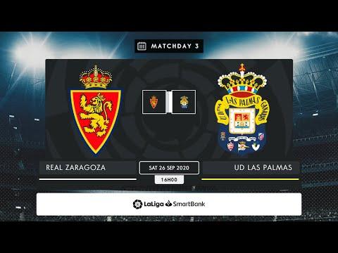 Download R. Zaragoza - UD Las Palmas MD3 S1600