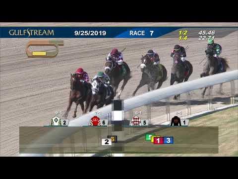 Gulfstream Park September 25, 2019 Race 7
