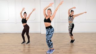 30-Minute Cardio Dance and Toning Workout | Class FitSugar