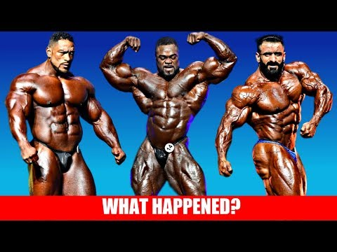 2019 Olympia: What Happened?