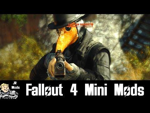 Fallout 4 Mod Showcase: Mini Mods
