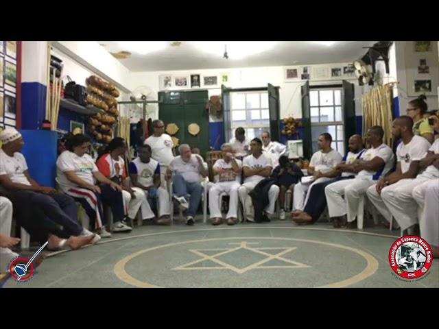 Mestre Itapoan / Aprendizado, Cintura Desprezada, Sequência, A Cadeira/ Mestre Bamba ACMB /Ano:2017