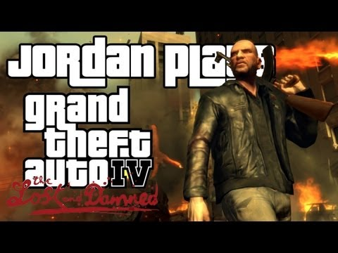 Jordan Plays: GTA IV - The Lost and Damned