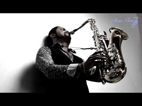 Because You Loved Me - Mario Flores (Sax Cover)