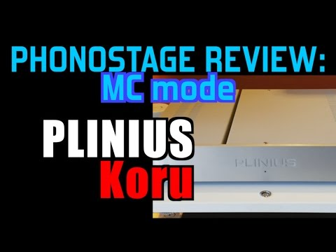 Plinius Koru REVIEW - Quiet & Linear!