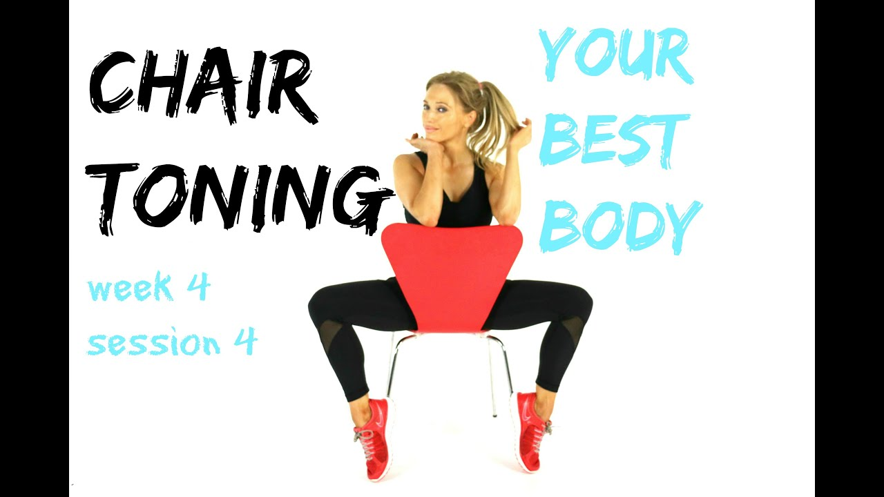 YOUR BEST BODY Chair Toning Full Body Workout