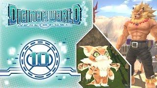 Digimon World: Next Order PS4 - Ep 10 : Leomon,Lillymon,Vegiemon & Meicoomon EX Scenarios