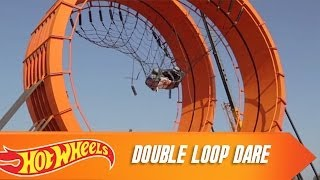 Double Loop Dare Documentary | Hot Wheels
