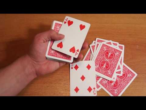 Бесплатное обучение фокусам 53 Секреты фокусов с картами Самые лучшие карточные фокусы в мире