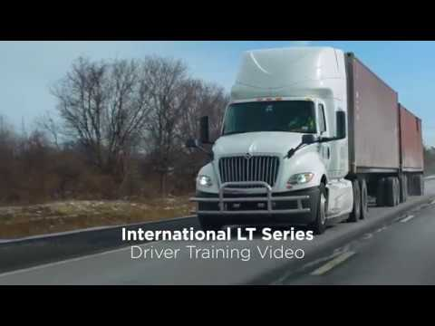 International Truck Driver Training Video