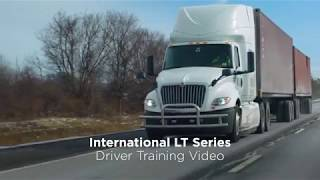 International Truck Driver Training Video