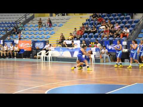 Campeones Liga Nacional de Baloncesto Sub23 2013