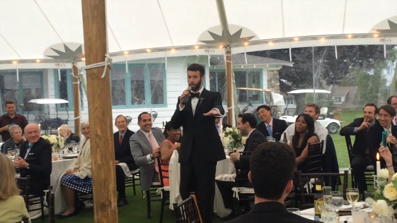 How to write best man speech for brother