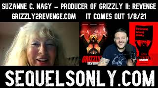 Interview w/ Producer Suzanne C  Nagy (Grizzly II: Revenge)