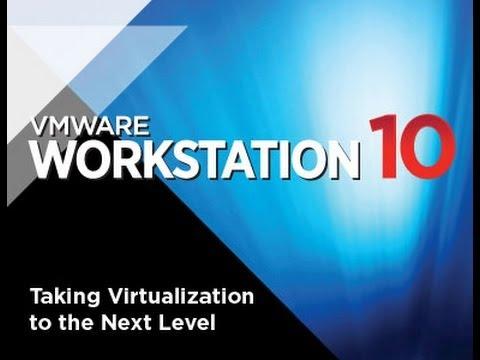 Descargar el mejor programa para crear Máquinas Virtuales VMWARE WORKSTATION 10