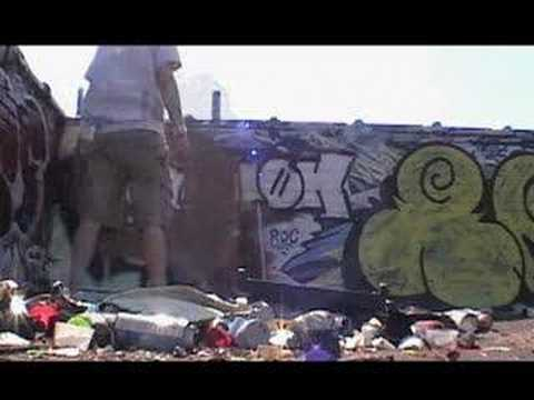 Graffattack..