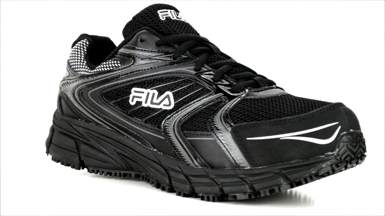 f90778c160 Men's Fila Steel Toe Work Shoe 1SR21264-010 @ Steel-Toe-Shoes.com
